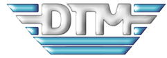 DTM Koeriers Logo
